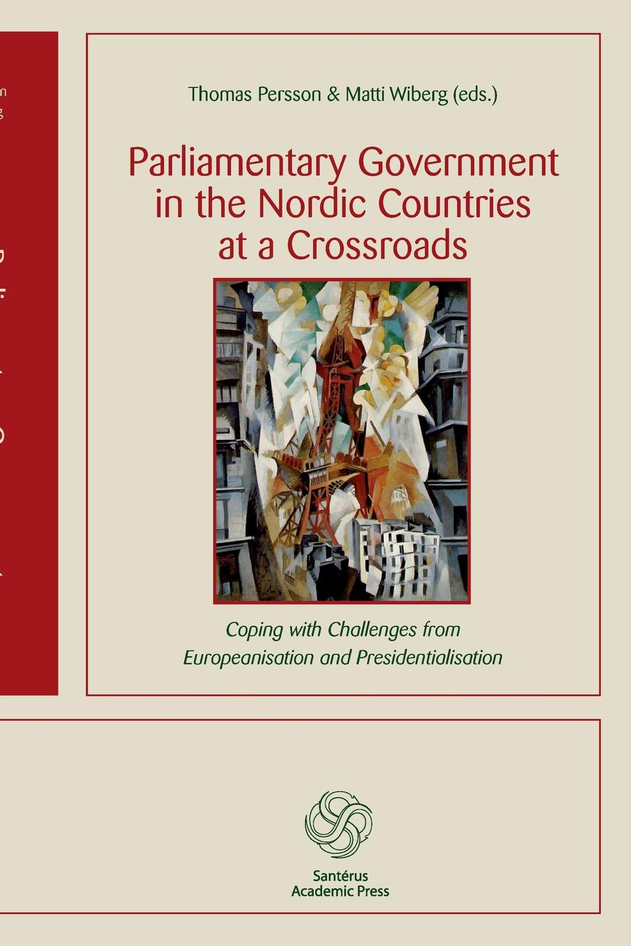 Parliamentary Government in the Nordic Countries at a Crossroads two poets at crossroads