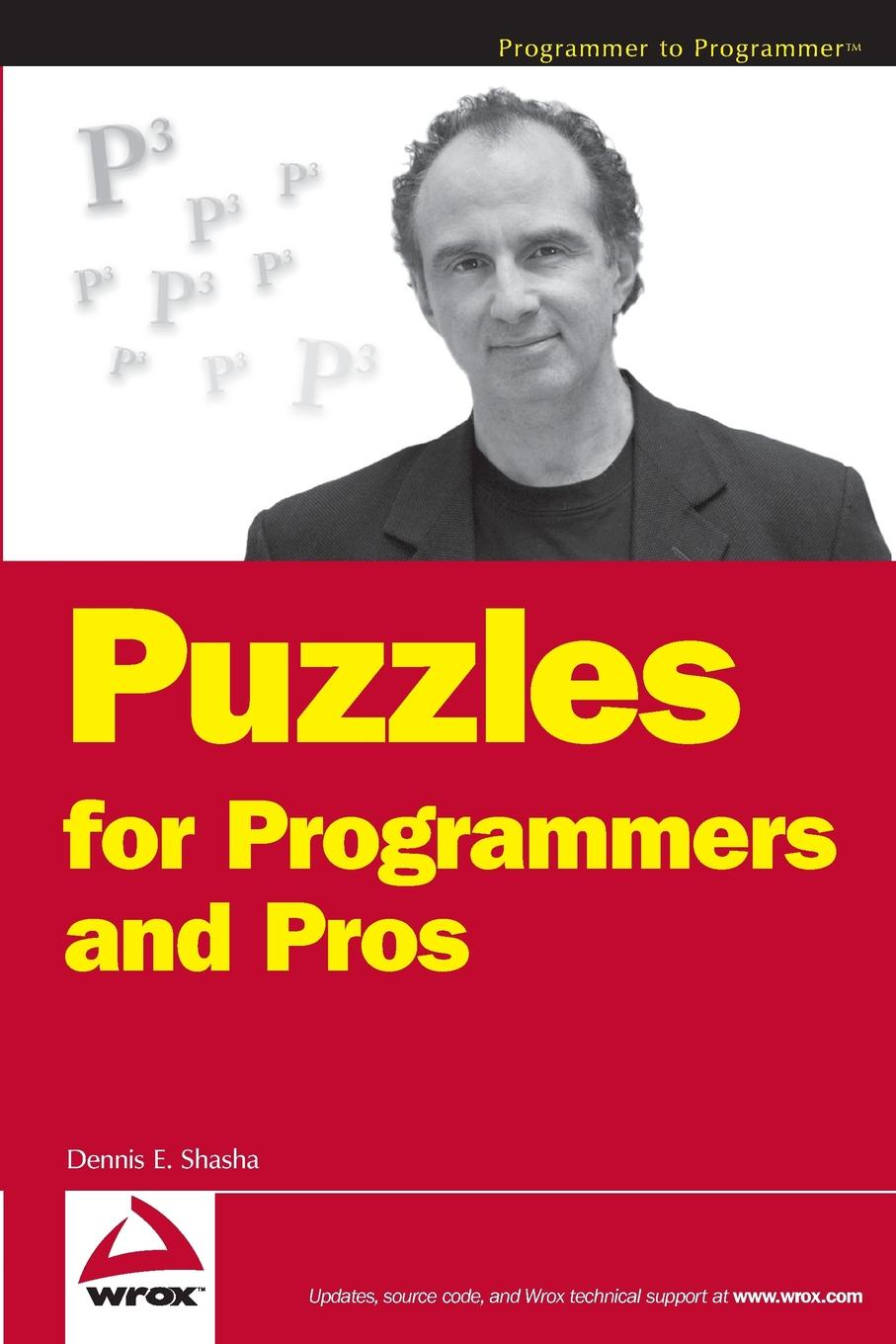 Dennis E. Shasha Puzzles for Programmers and Pros паззл vintage puzzles
