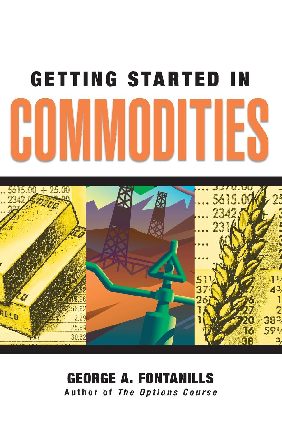 George A. Fontanills GSI Commodities george fontanills a trade options online