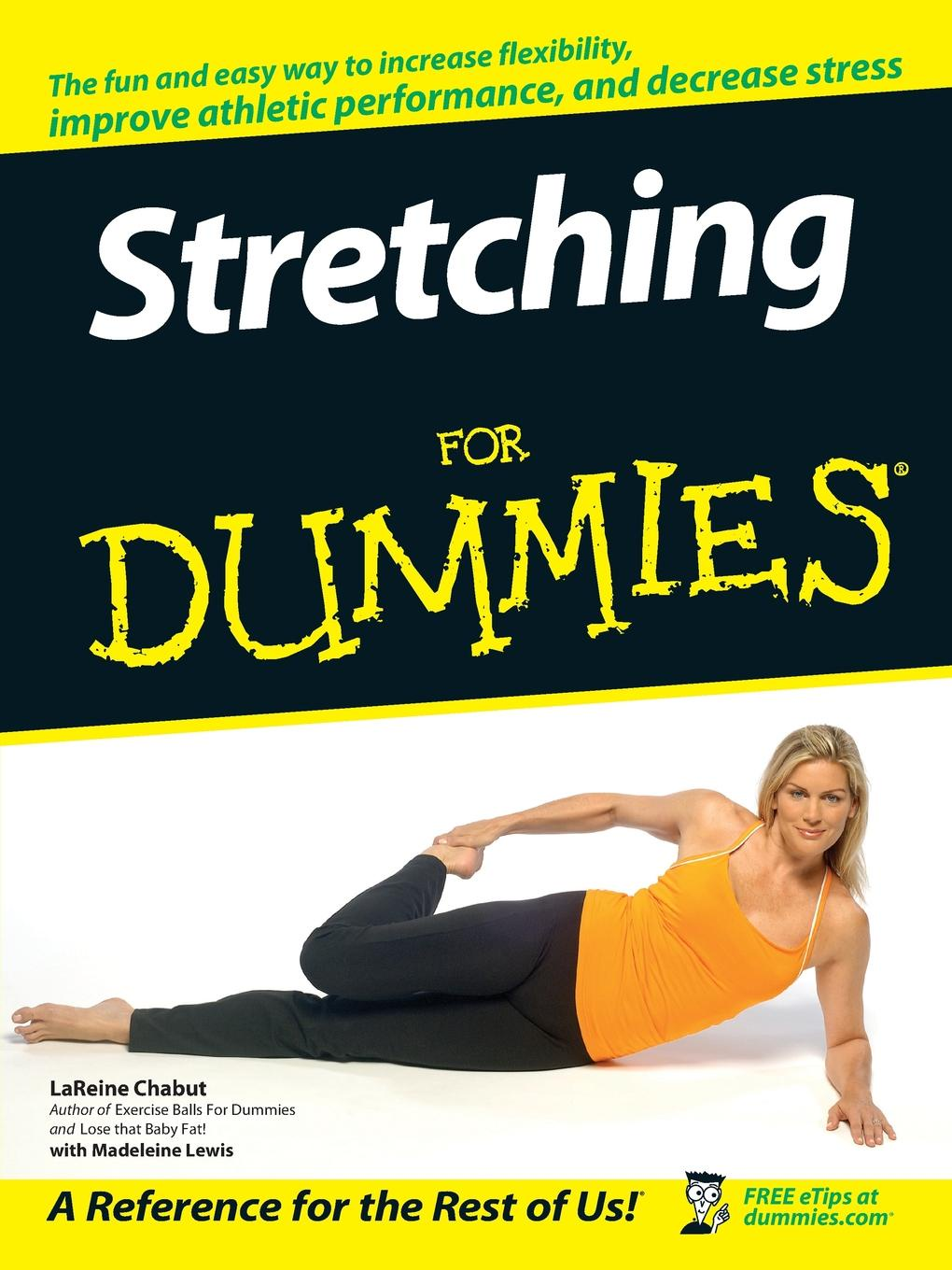 Chabut, Lewis M Stretching For Dummies