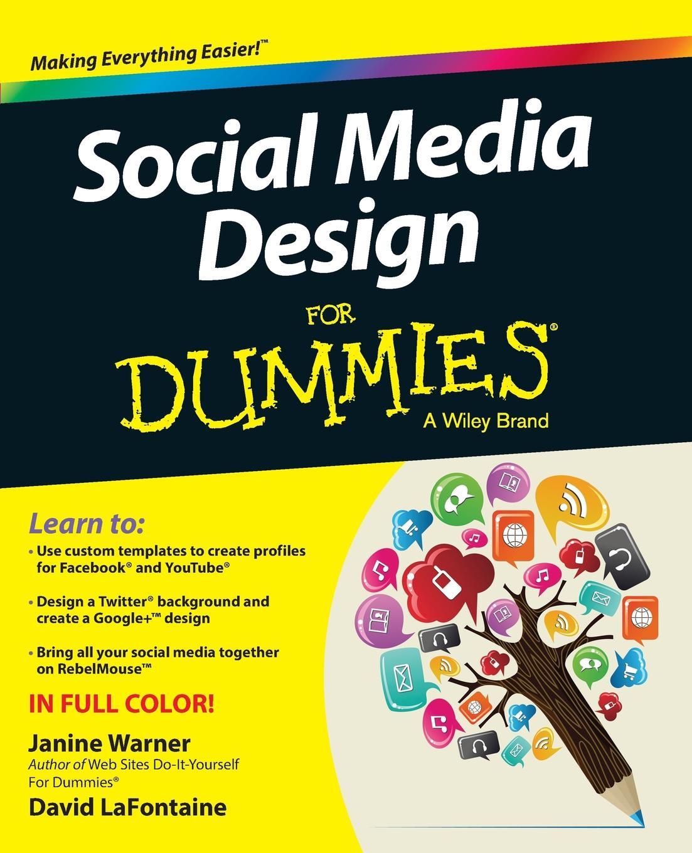 Warner Social Media Design FD цена и фото