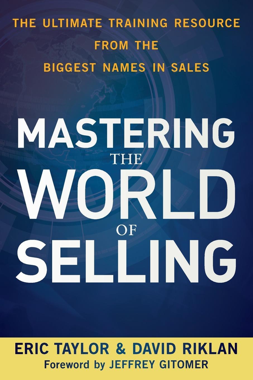 Taylor, Riklan World of Selling