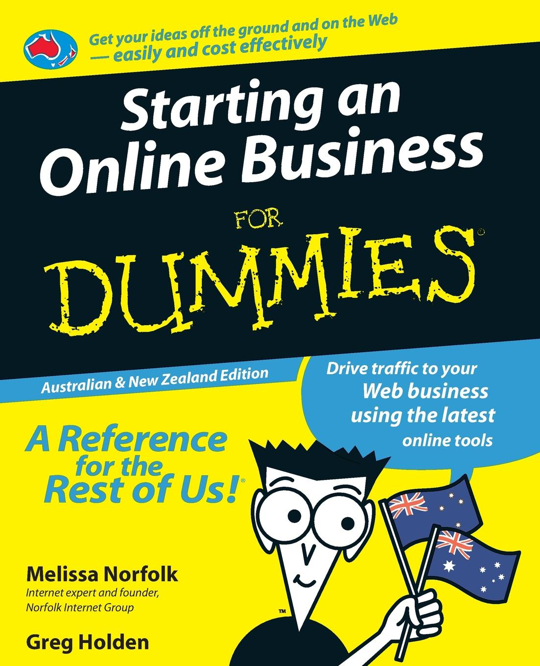 NORFOLK STARTING AN ONLINE BUSINESS FD greg holden starting and running an online business for dummies