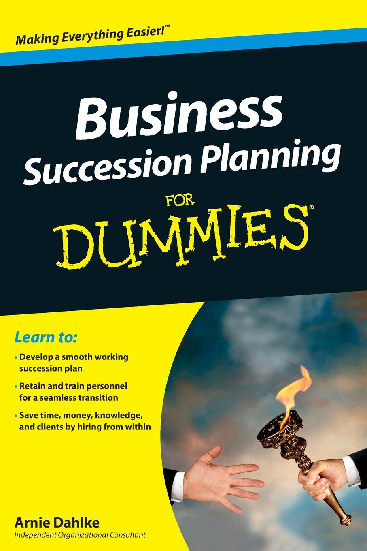 Arnold Dahlke Business Succession Planning FD norfolk starting an online business fd