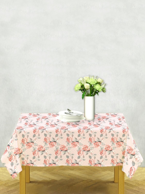 Скатерть IQ Dekor 1058319, розовый