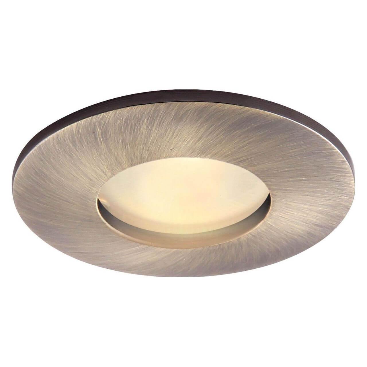 Встраиваемый светильник Arte Lamp A5440PL-1AB, GU10, 50 Вт