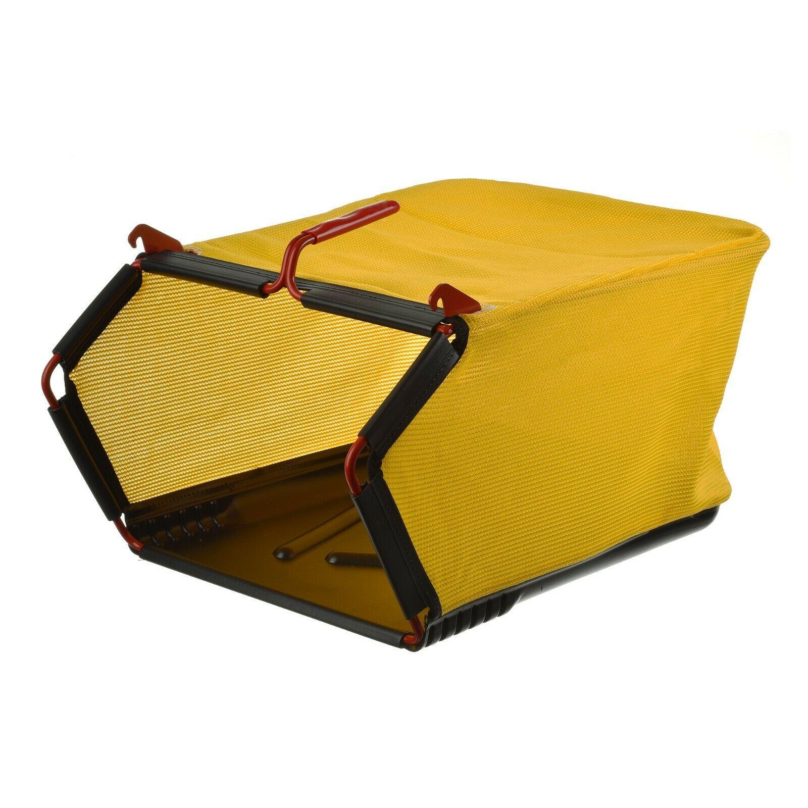 Травосборник WOLF-Garten TK-UV, желтый