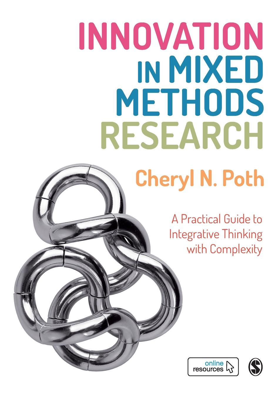 Cheryl N. Poth Innovation in Mixed Methods Research цена в Москве и Питере