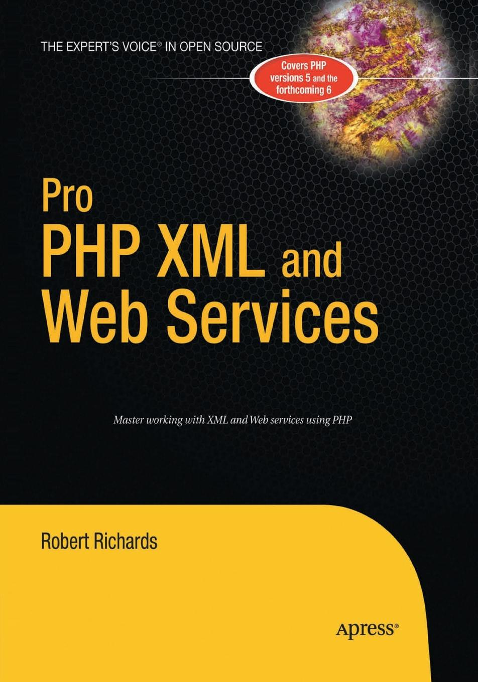 Robert Richards Pro PHP XML and Web Services sitemap 121 xml