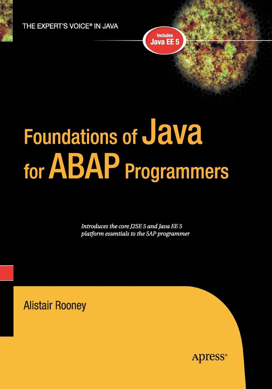 Alistair Rooney Foundations of Java for ABAP Programmers alistair rooney foundations of java for abap programmers