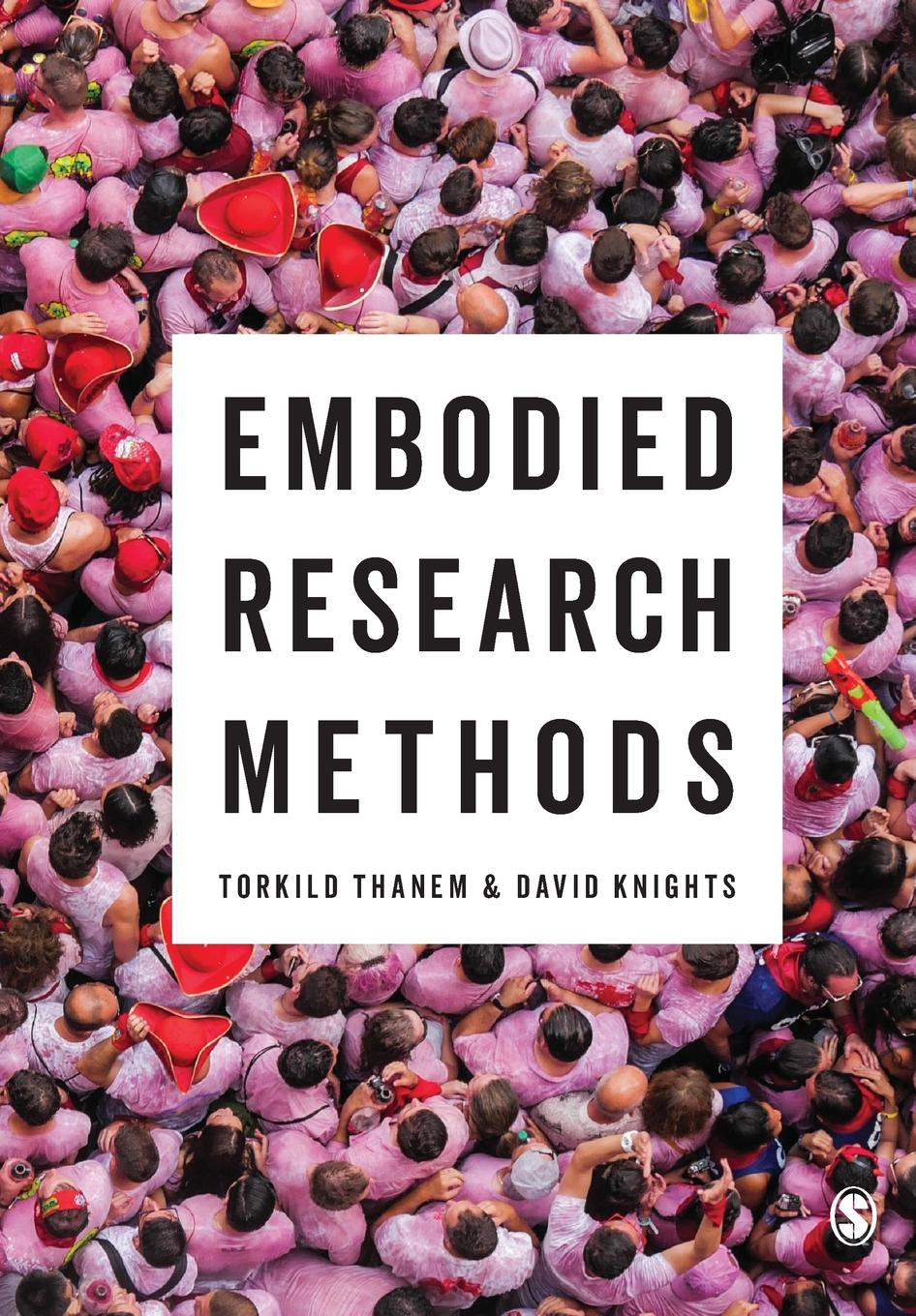Torkild Thanem Embodied Research Methods цена в Москве и Питере