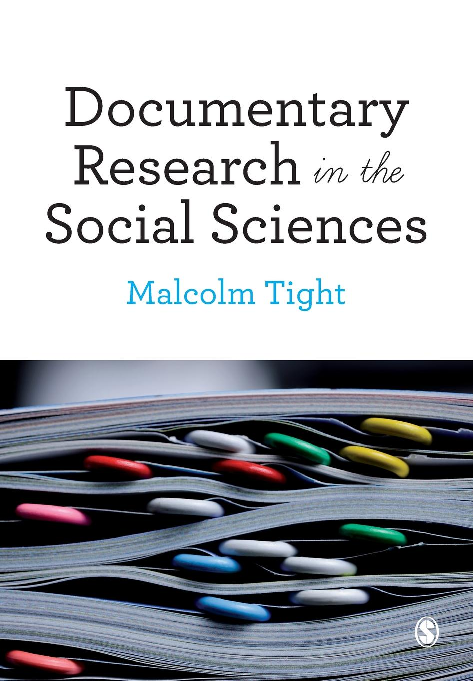 Malcolm Tight Documentary Research in the Social Sciences charles manski identification problems in the social sciences paper