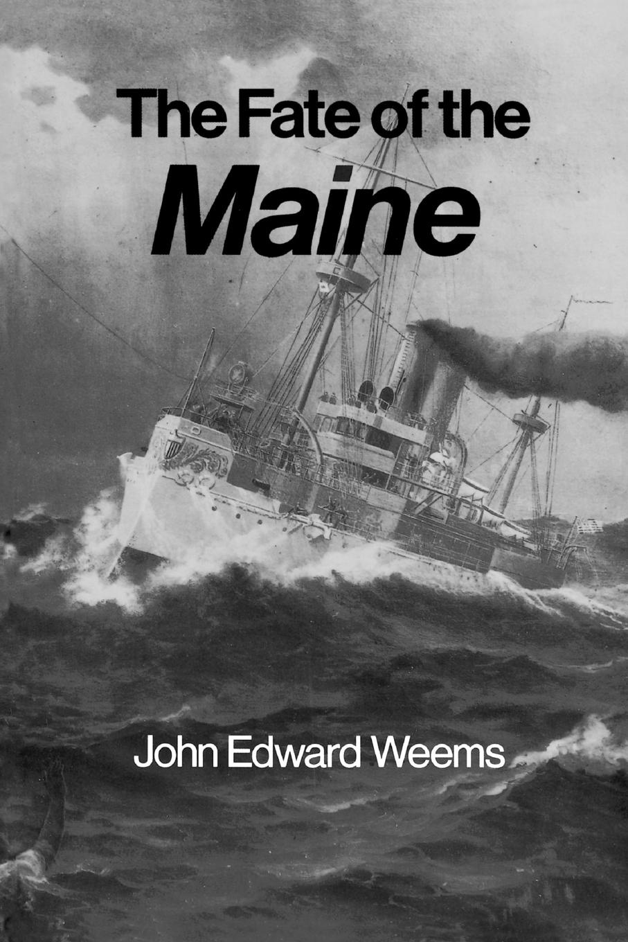 Фото - John Edward Weems The Fate of the Maine moon maine