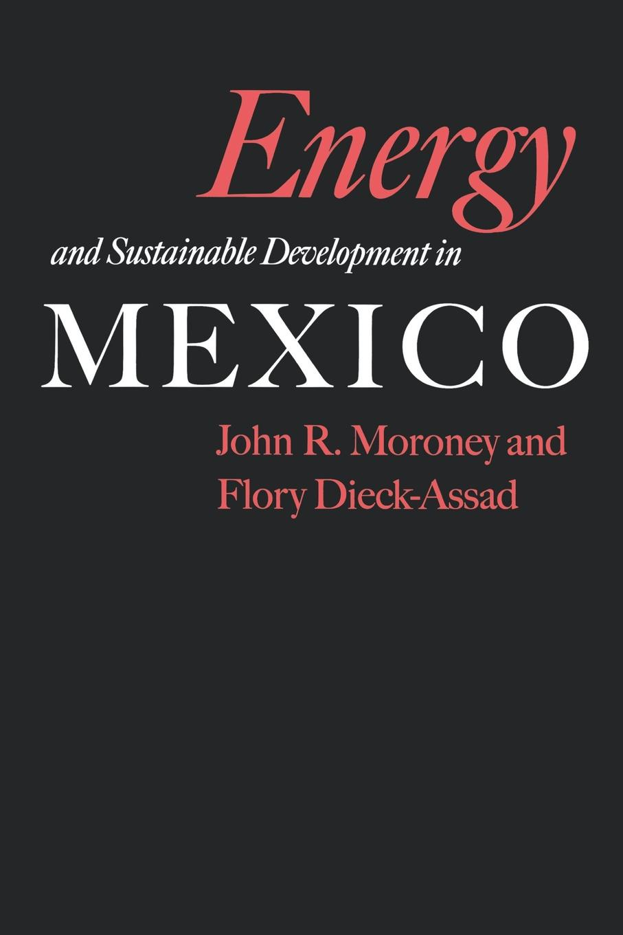John Moroney, Flory Dieck-Assad Energy and Sustainable Development in Mexico miraculous images and votive offerings in mexico