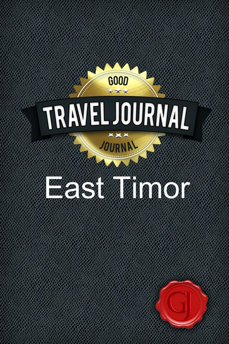 Good Journal Travel Journal East Timor