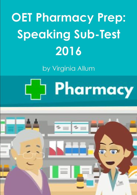 Virginia Allum OET Pharmacy Prep. Speaking Sub-Test michael frayn noises off a play