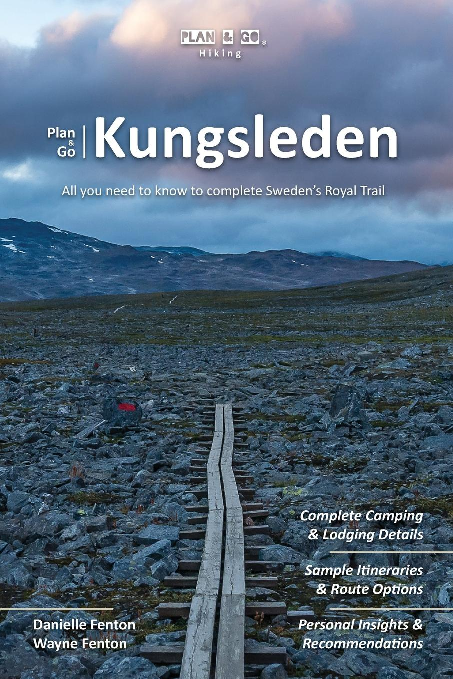Danielle Fenton, Wayne Fenton Plan & Go . Kungsleden. All you need to know to complete Sweden's Royal Trail and you will know us by the trail of dead and you will know us by the trail of dead worlds apart
