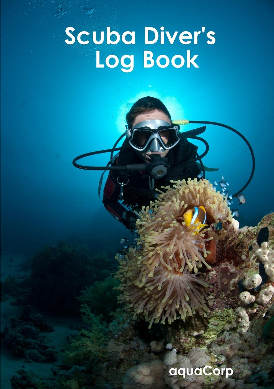 aquaCorp Scuba Diver's Log Book my beautiful log 50