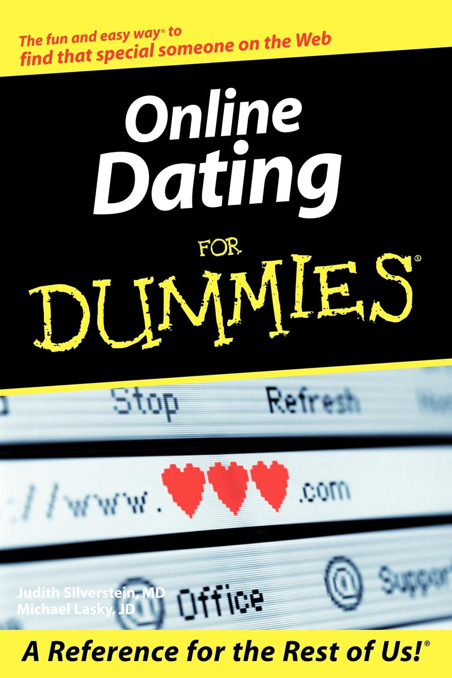 Judith Silverstein, Michael Lasky, Charles Silverstein Online Dating for Dummies michael demers n gis for dummies