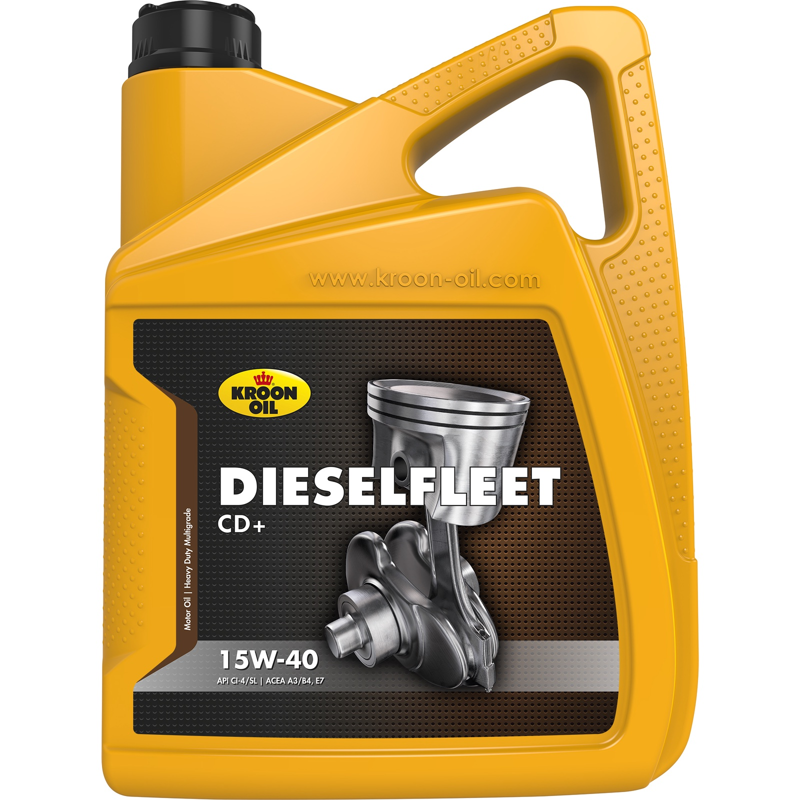 Моторное масло Kroon-Oil DIESELFLEET CD+ 15W-40