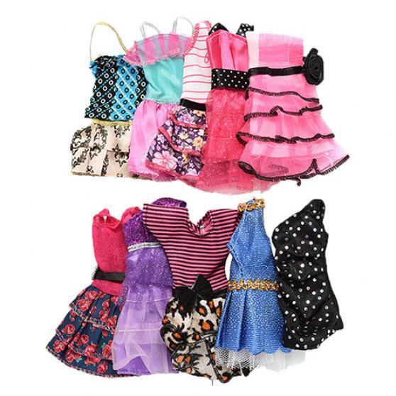 Одежда для кукол TopSeller Набор одежды для куклы Барби