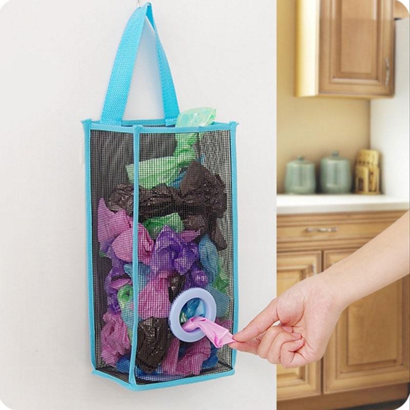 Подвесной органайзер TopSeller Настенная сумка-сетка bloomingville сумка для хранения plus