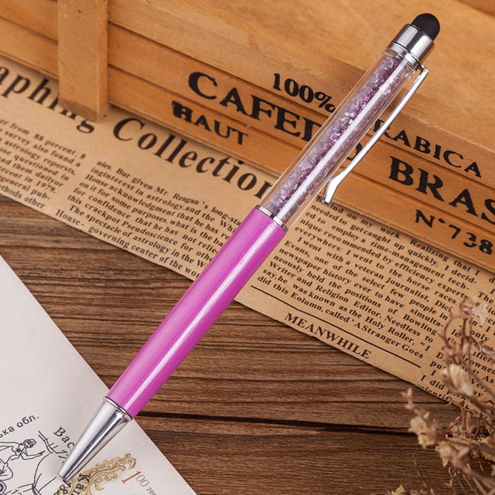 Ручка TopSeller Шариковая с кристаллами