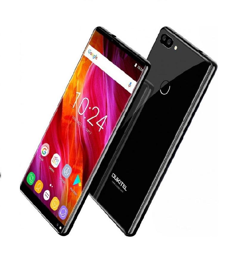 Смартфон Oukitel Mix 2 6/64GB, черный