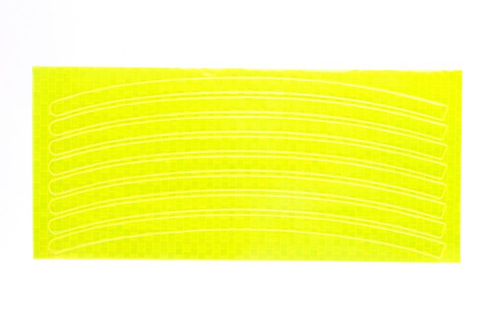Светоотражатель для велосипеда Migliores Для велосипеда, желтый