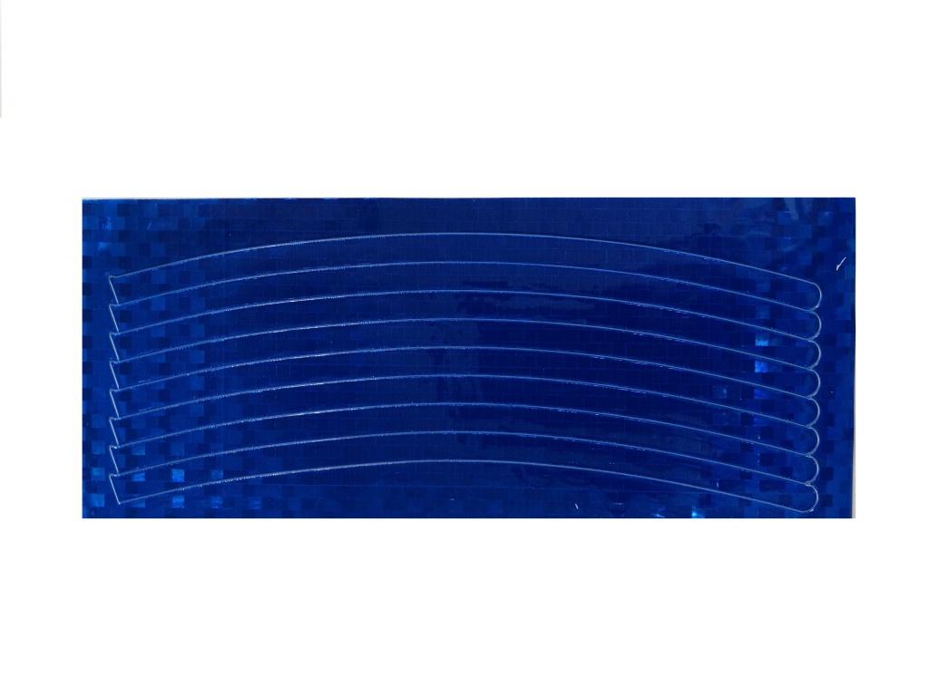 Светоотражатель для велосипеда Migliores Для велосипеда, синий