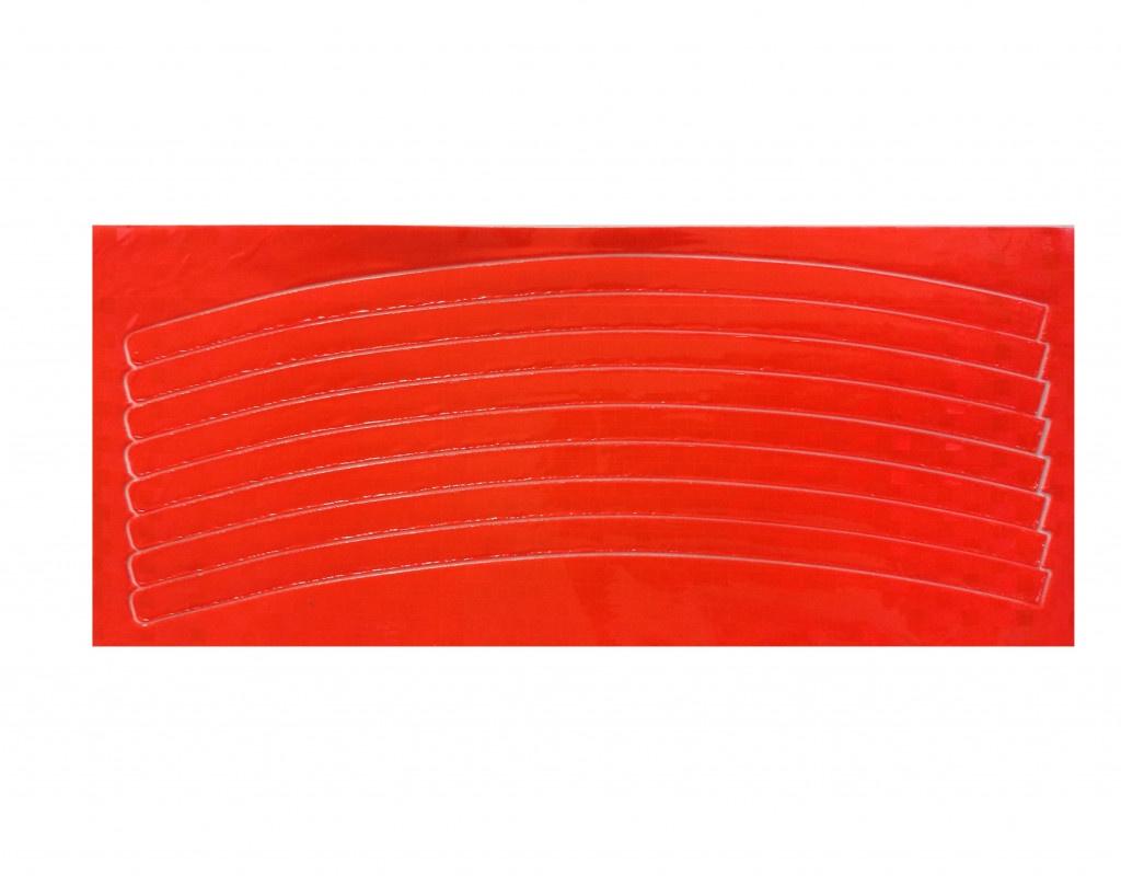 Светоотражатель для велосипеда Migliores Для велосипеда, оранжевый