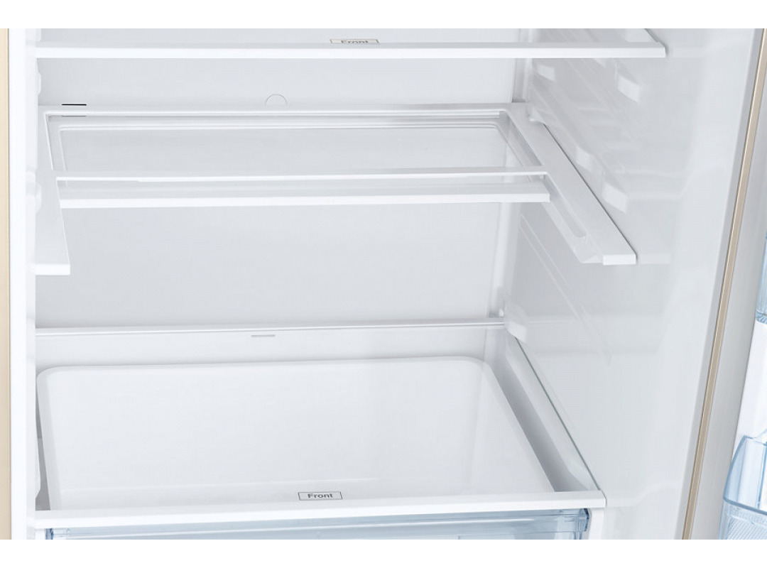 Двухкамерный холодильник Samsung RB 34 K 6220 EF/WT, бежевый Samsung