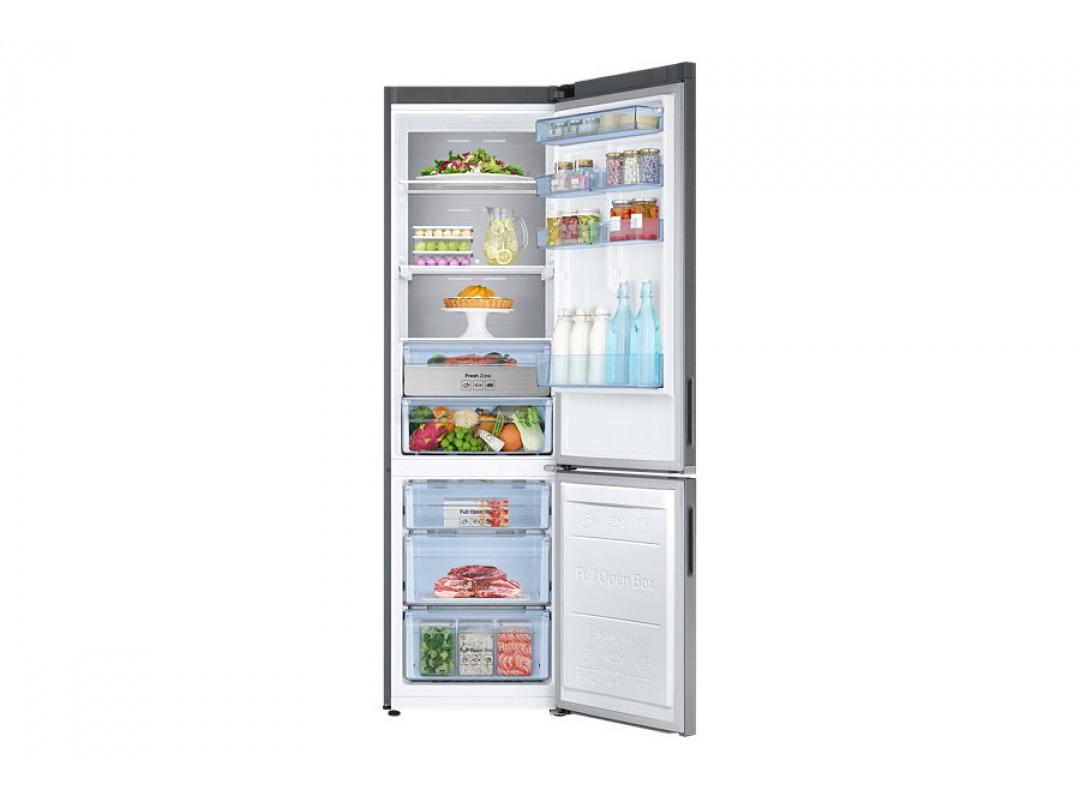 Двухкамерный холодильник Samsung RB34K6220SS/WT, нержавеющая сталь Samsung