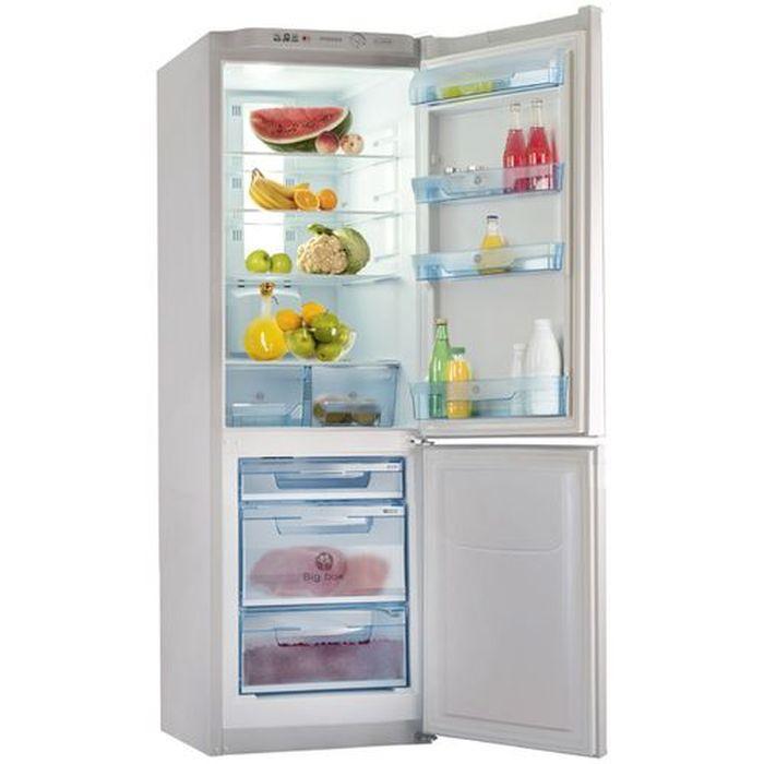 Холодильник Pozis RK FNF-170, серебристый Pozis