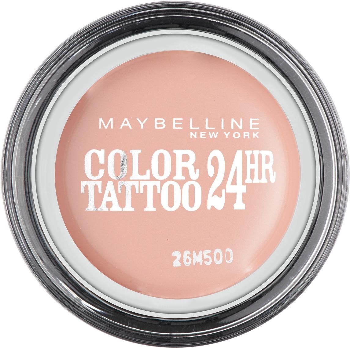 Maybelline New York Тени для век Color Tattoo, оттенок 91, Розовый Зефир, 4 мл вентилятор sonnen tf 25w 23 white grey 451038