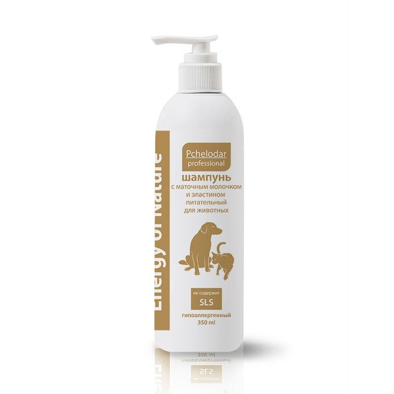 Шампунь для животных Пчелодар 63297 шампунь для животных 00555