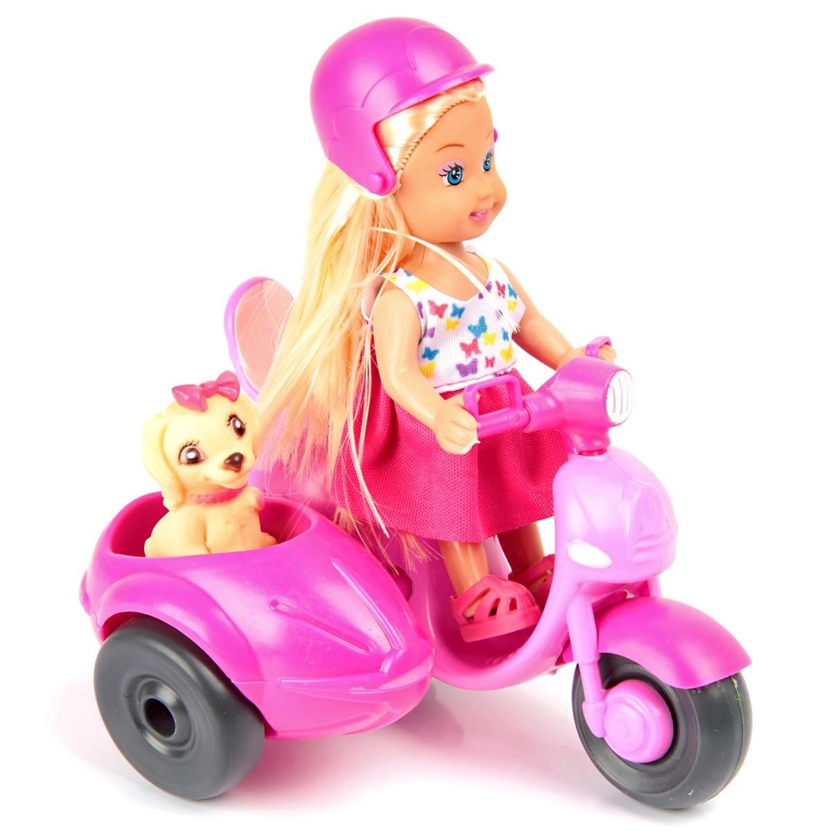 Игровой набор с куклой Veld Co 62948 veld co игровой набор с мини куклой русалка и морской конек цвет желтый розовый