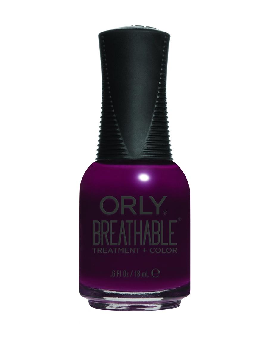 Профессиональное дышащее покрытие ORLY BREATHABLE уход + цвет, The Antidote, 18мл цена