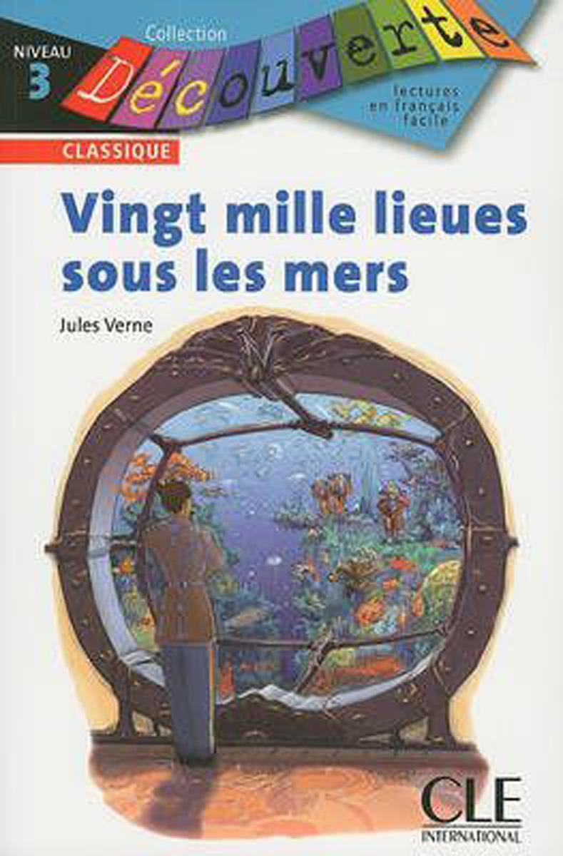 Vingt Mille Lieues Sous les Mers verne jules vingt mille lieues sousles mers 20000 лье под водой