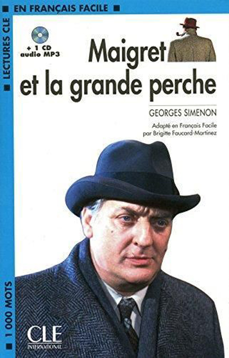 Maigret et la grande perche (+ CD mp3) цены онлайн