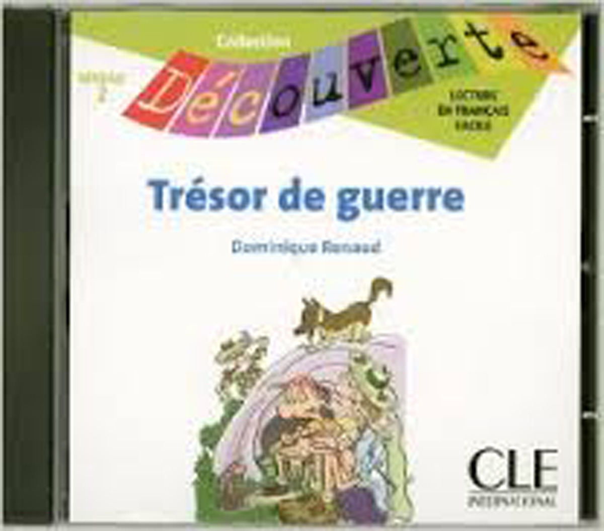Tresor de Guerre Audio CD Only (Level 2)