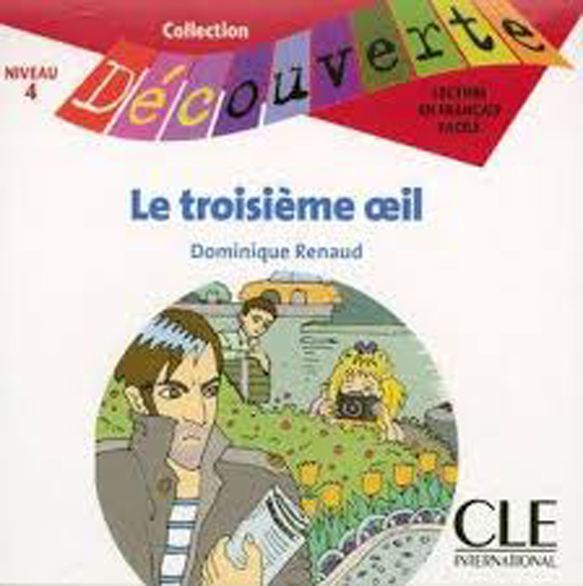 Le Troisieme Oeil Audio CD Only (Level 4)