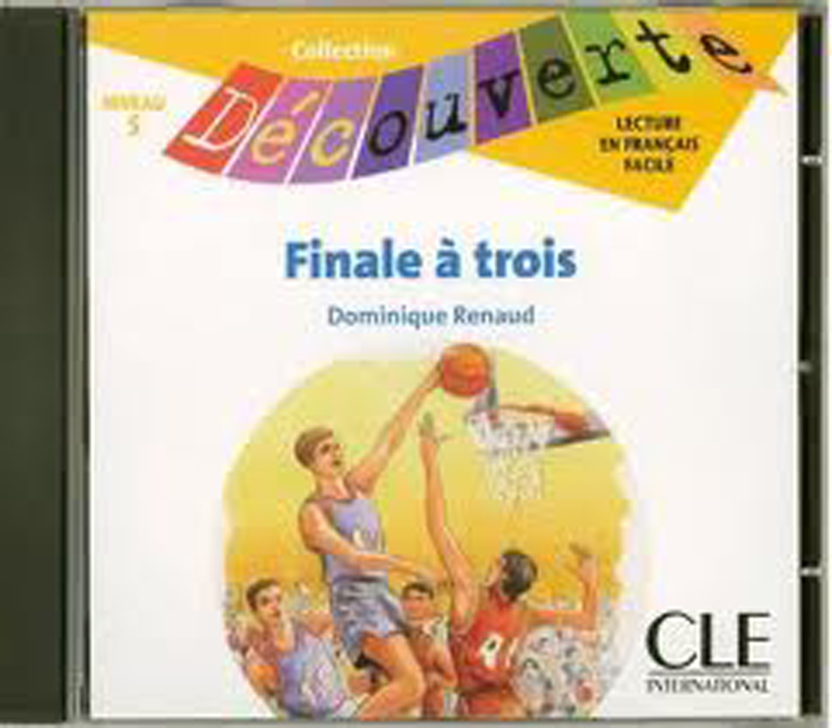 Finale a Trois Audio CD Only (Level 5)