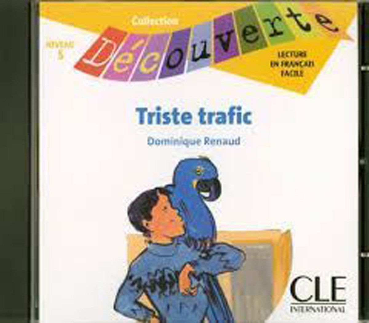 Triste Trafic Audio CD Only (Level 5)