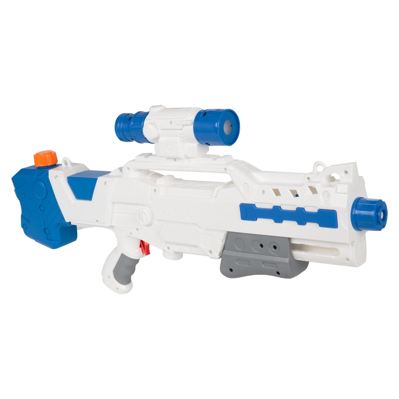 Игрушечное оружие G Blast Пистолет водяной, с прицелом, G-687829, 750 мл