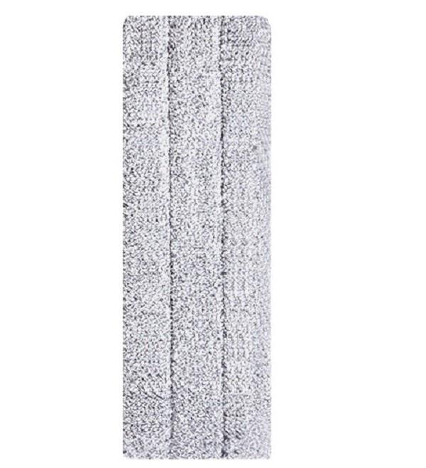 Насадка на швабру Boomjoy JY8715, серый насадка для стеклоочистителя boomjoy jy8760