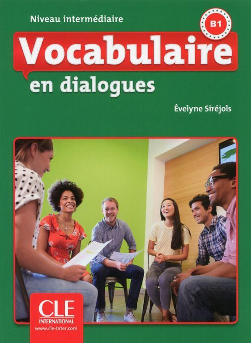 Vocabulaire en Dialogues. Niveau intermédiaire (+ Audio CD) dell g3 3779 g317 7565 синий