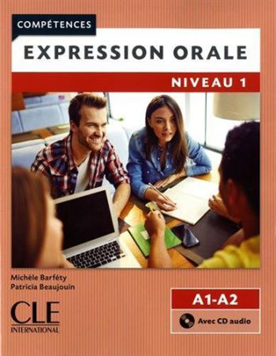 Expression orale 1: A1-A2: Livre (+ CD audio) conjugaison progressive du francais a1 a2 1 débutant livre cd audio