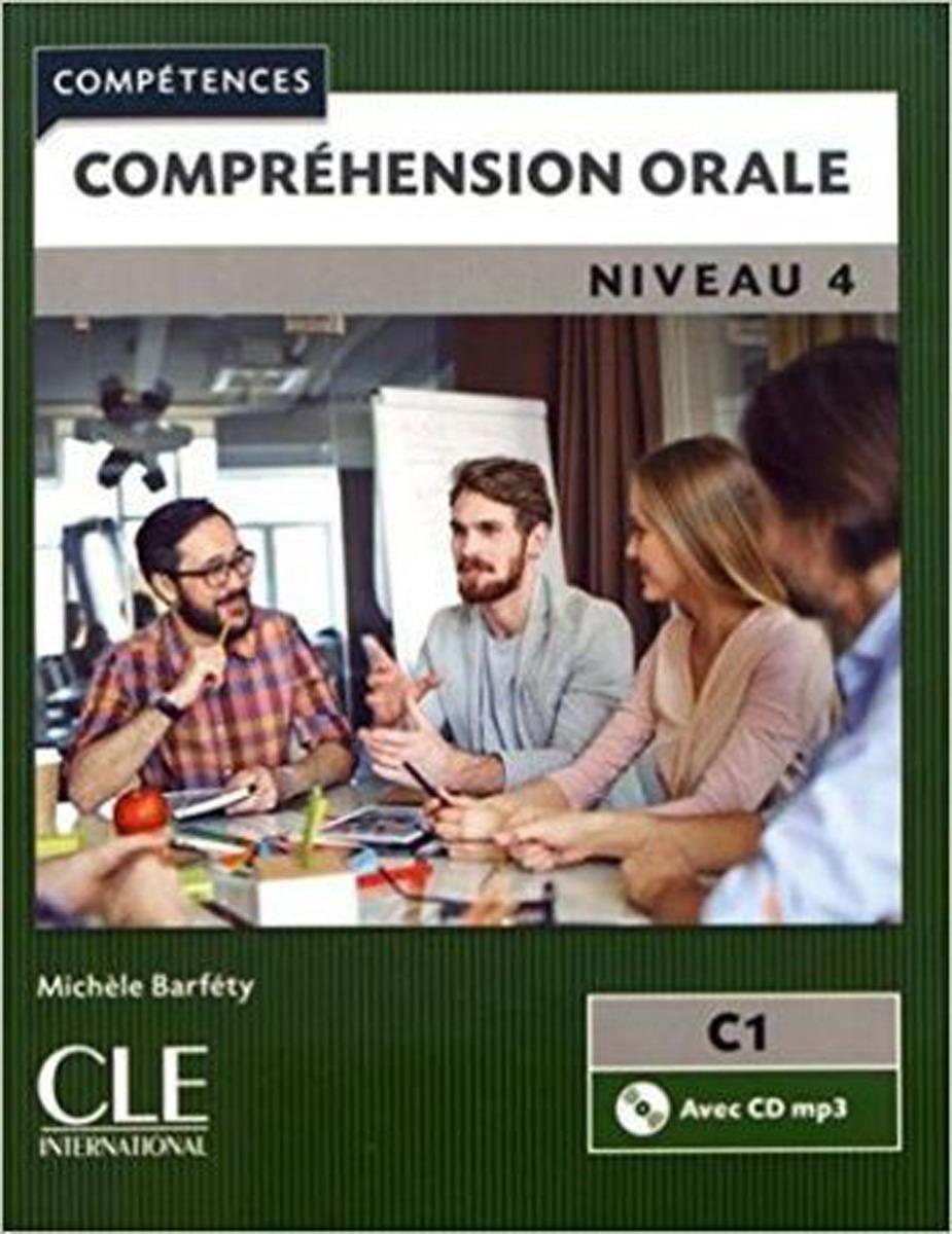 Comprehension orale 4: B2-C1: Livre (+ CD audio) cendrillon niveau 3 fle a1 1 cd