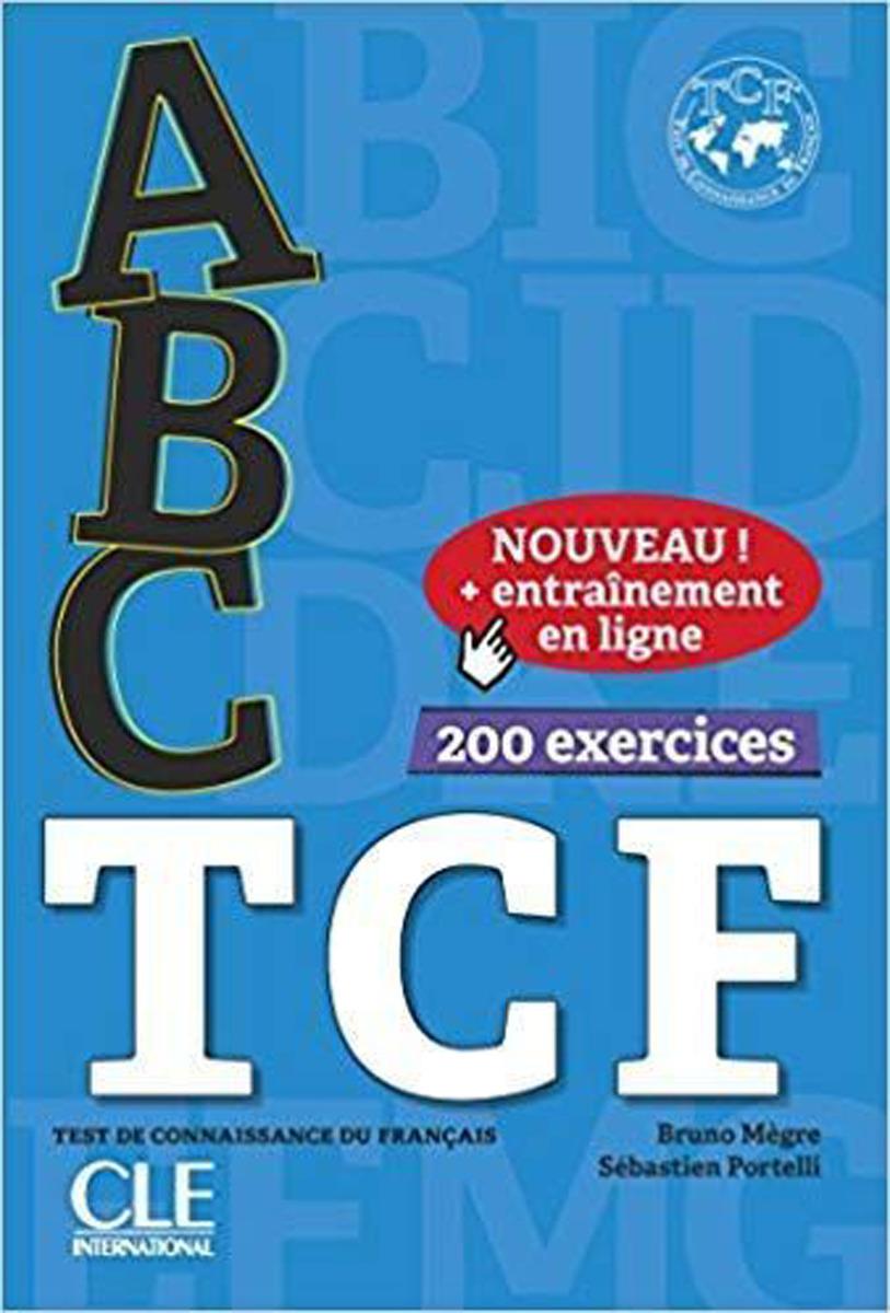 ABC TCF: Entrainement en ligne (+ CD) expression écrite niveau 2 compétences a2 b1